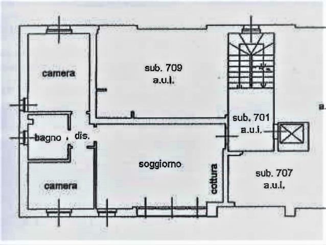 Vendita trilocale Bergamo T302CC - immagine 12