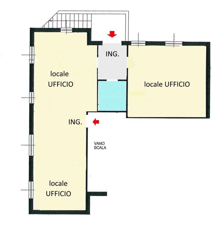 Vendita ufficio Carugate via Monte Grappa - immagine 8