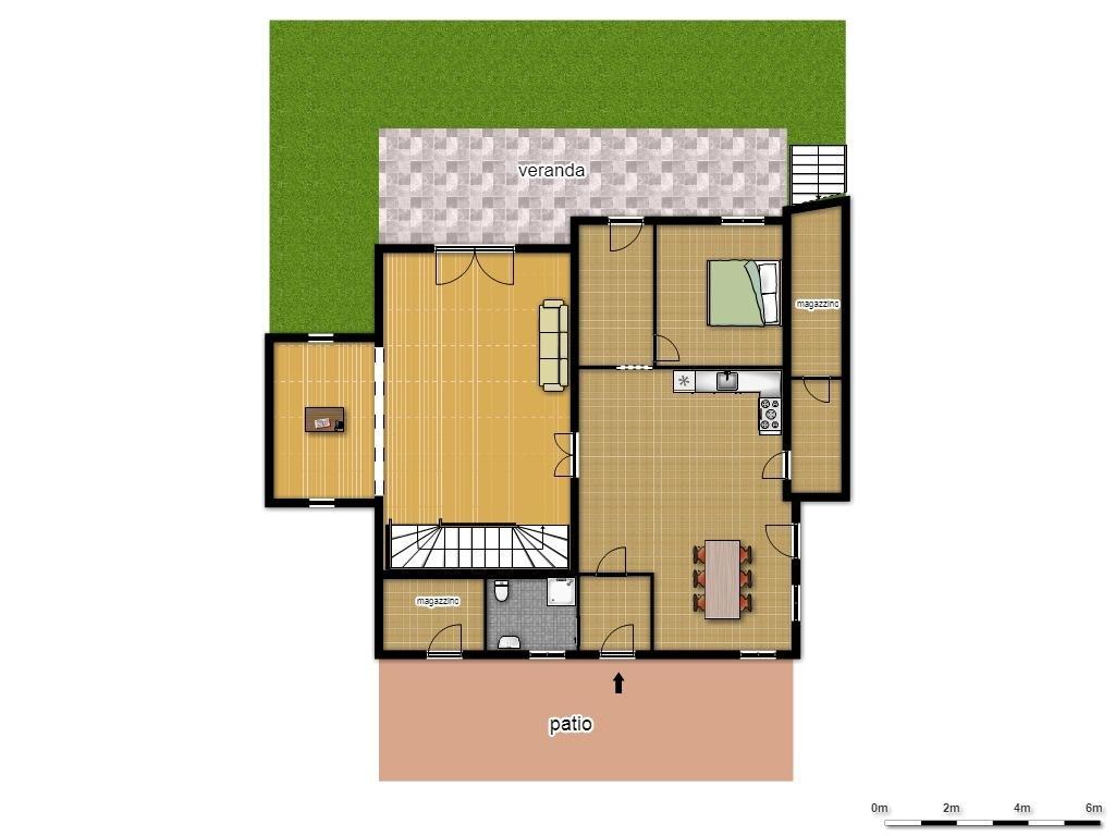 Vendita villa in Sardegna a Castiadas - immagine 23